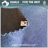Tela polar consolidada del paño grueso y suave de la tela del dril de algodón para la ropa