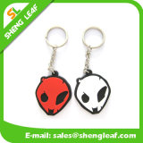 Gift (SLF-KC053)를 위한 주문 Animal Rubber Key Chain