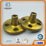 A flange do aço de carbono A105n de ASME B16.5 Wn forjou a flange com TUV (KT0261)