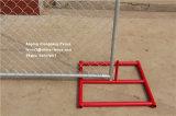 Collegamento Chain galvanizzato provvisorio recintando per noi i servizi