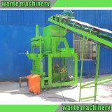 Sperrende Ziegelstein-Maschine der Wante Maschinerie-Wt2-10