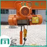Type de levage de petite taille grue électrique de CD&Md de grue de câble métallique