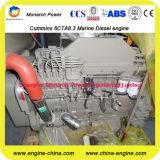 4ストローク6シリンダーCumminsの海洋エンジン(KT19-M-380)