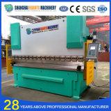 Frein hydraulique de presse de plat d'acier doux de Wc67y