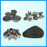 Marmitta catalitica del metallo del favo dell'OEM per il motociclo/il macchinario automatico/generale