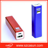 La Banca poco costosa Charger di /Mobile Power della Banca di Promotion Gift 2600mAh Power