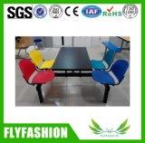 Комплект обедая таблицы и стула, таблица трактира и стул
