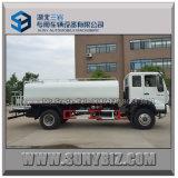 Rhd LHD Sinotruk Golden Prince 190HP 15000L Water Tank Truck