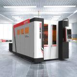 Machine de découpage de laser en métal de fibre de commande numérique par ordinateur de haute précision