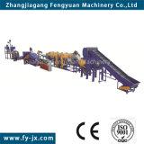 Desfibradora plástica económica para la cadena de producción