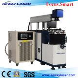 Máquina de soldadura de alta velocidade do laser do Galvo
