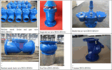 Metallo Seated Check Valves con Lever e Counterweight