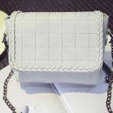 Il messaggero alla moda del progettista dei sacchetti di spalla di griglia della ragazza insacca Sy7675