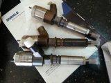 Injecteur initial/véritable de Kotmatsu d'essence (longeron courant) pour la pièce du moteur S6d107 fabriquée au Japon Manufcture 0445120059