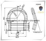 D-Ring Alumiunm вспомогательного оборудования проводки безопасности (H222L)