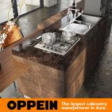 [أبّين] رفاهيّة [كيتشن كبينت] خشبيّة مع يضغط إنجاز سطحيّة ([أب16-سن01])