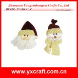 Decoración de Navidad (ZY11S66-1-2) navidad decoración de los accesorios