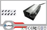 carregador de bateria acidificada ao chumbo de 96V 7A