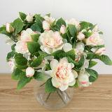 Цветок сладостного выбора камелии искусственний для украшения (SF15265A)