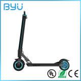 2016 due rotelle elettriche si levano in piedi in su il motorino di mobilità per lavoro o la corsa esterna