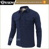 11 chemises chaudes d'ouatine d'interpréteur de commandes interactif mol imperméable à l'eau protégeant du vent tactique de couleurs
