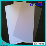 Scheda bianca della gomma piuma del PVC di colore di prezzi poco costosi