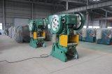 Máquina de perfuração da tampa da folha J23 de alumínio