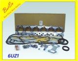 Kit originale della guarnizione del motore di Isuzsu per 6zu1xyss