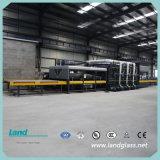 Landglass Plana / Doble Cristal de Construcción Planta Horno Endurecimiento