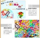 Plastic Raadsel, het Ruige Raadsel van het Triplex van het Alfabet, OnderwijsSpeelgoed