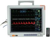 """15.1 """" Fern-Controller Patienten-Überwachungsgerät mit dem Anästhesie-Gas, Herz heraus (G6L)"""