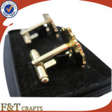 Nuovo Style Hot Sales 3D e Paster Metal Cufflink