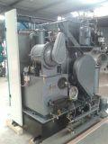 Máquina da tinturaria para a roupa de couro