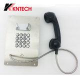 SIP Flush Teléfono / Montaje Montaje de teléfono de emergencia Knzd-07A