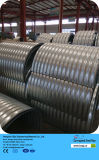Steel e Corrugated galvanizados Pipe