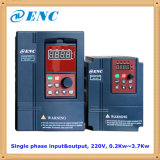 3.7kw Variable Frequency Inverter для Single Phase Capacitor Start Water Pump