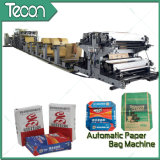 Flexo Printing를 가진 에너지 절약 Valve Paper Bag Making Machine