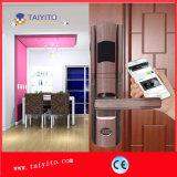 Fechamento de porta ao ar livre biométrico residencial da impressão digital de WiFi para o edifício