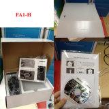 Controle de Acesso Facial e Fingerprint e Terminal de Atendimento de Tempo (FA1-H)