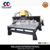 Macchina per incidere di legno di CNC dei 8 assi di rotazione (VCT-2030W-2Z-8H)