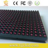 Módulo vermelho ao ar livre da exposição de diodo emissor de luz do Monochrome P10 (P10)