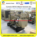 Cummins Marine Generator Set From 35kVA에 1000kVA