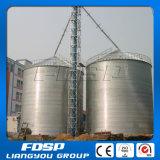 Buon silo arieggiato di memoria per mais e cereale