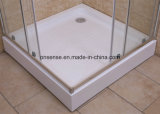 Shower semplice Box con Transparent Glass