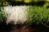 Synthetisches Gras für Fußball mit starkem PET Gras-Garn