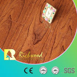 12.3mm Vinyl Waxed Edge Walnut HDF Laminated Laminate Wood Flooring