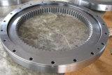 Roulement simple de pivotement de roulement à rouleaux de croix de rangée pour la pièce de moteur de moto Kdl. U. 0644.00.10