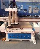 ATC hölzerner CNC-Fräser CNC, der Maschine schnitzt