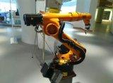Dwyのロボティック光ファイバレーザ溶接機械