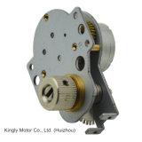 5V motor liso da engrenagem da C.C. do diâmetro 49e da caixa de engrenagens 49mm